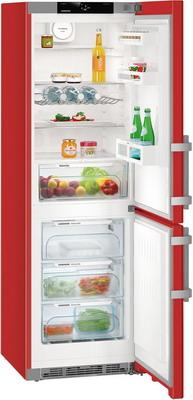 Двухкамерный холодильник Liebherr, CNfr 4335-21, Германия  - купить со скидкой