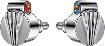 Фото - Наушники проводные внутриканальные FiiO FD5 silver преобразователь аудиосигнала fiio d03k