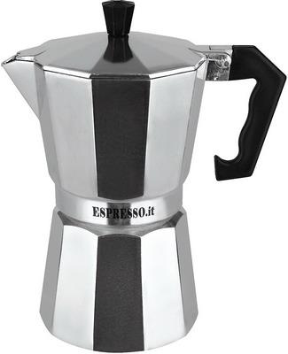 Гейзерная кофеварка G.A.T 104106 PEPITA 6 чашек кофеварка гейзерная rainbow 0 24 л на 6 чашек фуксия 5013 bialetti