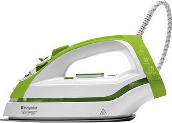 лучшая цена Утюг Hotpoint-Ariston SI C 35 CKG зелёный
