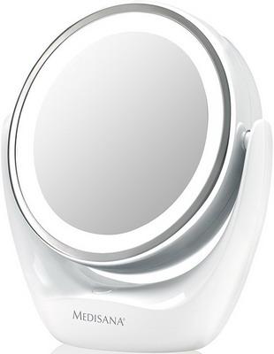 лучшая цена Косметическое зеркало с подсветкой Medisana CM 835