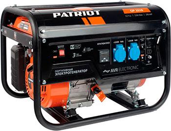 Электрический генератор и электростанция Patriot 474101530 GP 2510