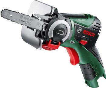 Цепная пила Bosch EasyCut 12 06033 C 9001 аккумуляторная пила bosch easycut 12 solo 06033c9001