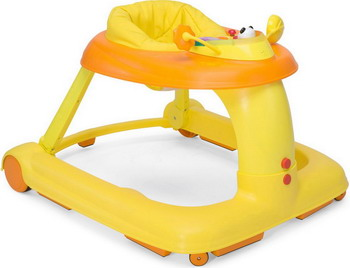 Ходунки-качалка Chicco 123 Baby Walker Orange 04079415420000