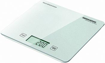 Кухонные весы Redmond RS-724 (E) Белые весы кухонные redmond rs 724 зеленый