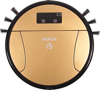 Робот-пылесос Panda I5 gold робот пылесос panda i5 red