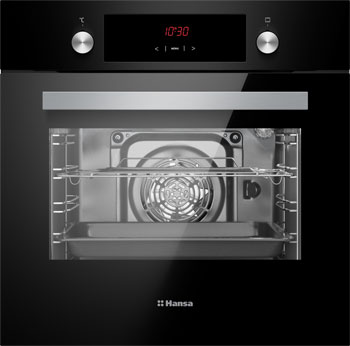 Встраиваемый электрический духовой шкаф Hansa BOES 68411 Quadrum встраиваемый электрический духовой шкаф hansa boes 64111 quadrum