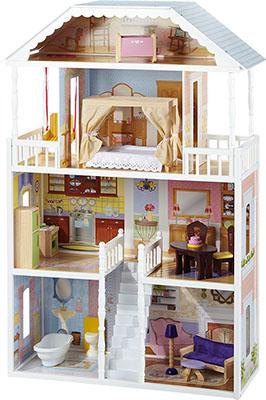 Кукольный домик для Барби KidKraft Саванна 65023_KE кукольный домик kidkraft для барби аннабель с мебелью в подарочной упаковке