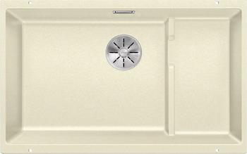 Кухонная мойка BLANCO SUBLINE 700-U Level SILGRANIT жасмин с отв.арм. InFino 523543 цены онлайн