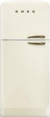 Двухкамерный холодильник Smeg FAB 50 LCRB smeg fab 28 lv