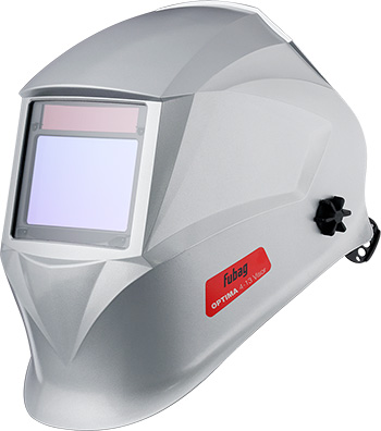 Маска сварщика FUBAG Хамелеон OPTIMA 4-13 Visor 38439 маска сварщика хамелеон fubag optima 9 13
