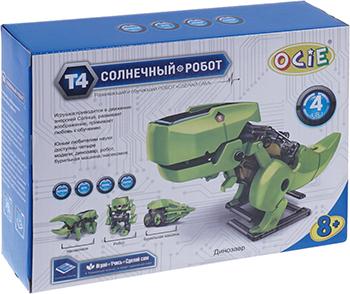 Набор OCIE развивающий ''Сделай сам''4 в 1 1CSC 20003253 конструктор электронный ocie робот акробат сделай сам 1csc 20003254