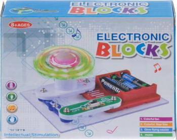 Электронный конструктор Electronic Blocks Музыкальный модуль YJ 188170488 1CSC 20003428 электронный конструктор electronic blocks проектор yj 188171447 1csc 20003433