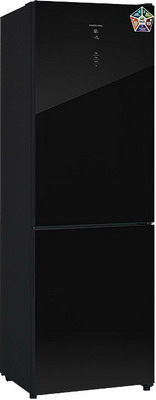 Двухкамерный холодильник Hiberg RFC-311 DX NFGB двухкамерный холодильник hiberg rfc 311 dx nfgs