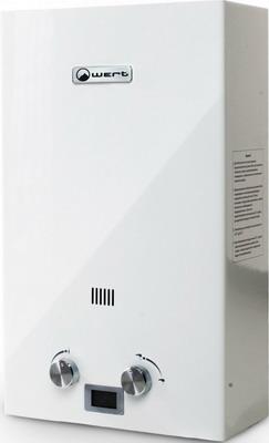 Газовый водонагреватель WERT 10 E WHITE