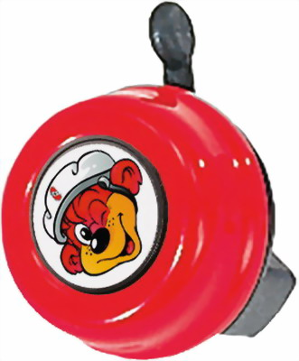 цена на Звонок Puky G 16 9981 red красный