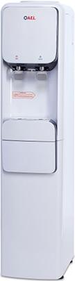 Кулер для воды AEL LC-AEL-910 white cтаканодержатель для кулера ael на винтах и на пружине белый