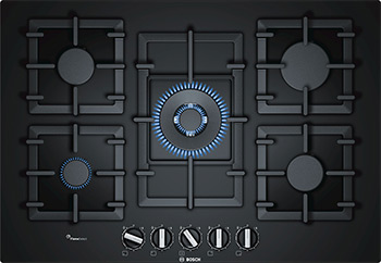 Встраиваемая газовая варочная панель Bosch PPQ7A6B 90 R