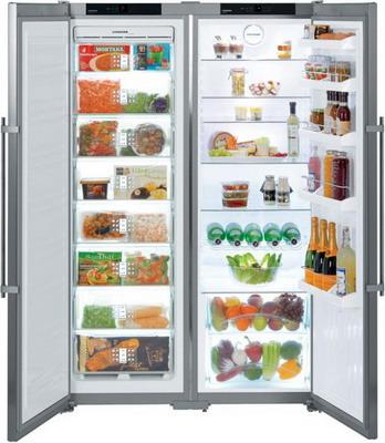 Холодильник Side by Side Liebherr SBSesf 7222-20 (SGNesf 3073-20 + SKesf 4250-20) liebherr liebherr sbsesf 7212