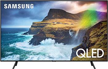 лучшая цена QLED телевизор Samsung QE 55 Q 70 RAUXRU