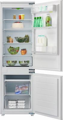 Встраиваемый двухкамерный холодильник Graude IKG 180.2 цена и фото