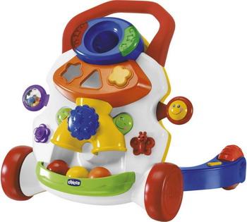 Игровой центр-ходунки Chicco 2 в 1 музыкальные chicco игровой центр каталка baby walker 2 в 1 chicco
