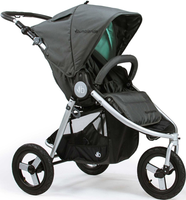 Коляска Bumbleride Indie Dawn Grey Mint I-825 DGM все цены