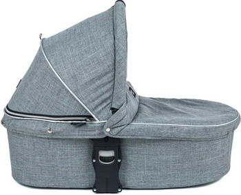 Люлька Valco baby Q Bassinet для Trimod X Snap 4 Ultra Quad Grey Marle 9546