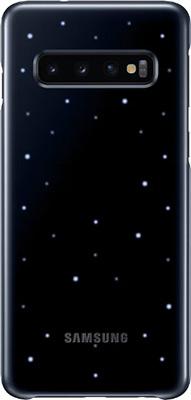 Чехол (клип-кейс) Samsung S 10 (G 973) LED-Cover black EF-KG 973 CBEGRU все е для samsung s