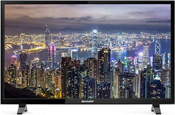 лучшая цена LED телевизор Sharp LC 40 FI 3012 E черный