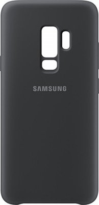 Чехол (клип-кейс) Samsung S9+ (G 965) SiliconeCover black EF-PG 965 TBEGRU