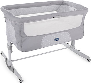 Детская кроватка Chicco NEXT2ME DREAM LUNA 04079445540000