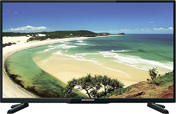 LED телевизор Erisson 28 HLE 20 T2 черный цена