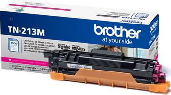 цены на Тонер-картридж Brother TN 213 M пурпурный в интернет-магазинах