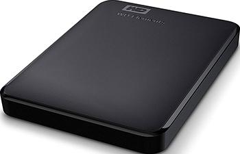 Внешний жесткий диск (HDD) Western Digital 2TB 2.5'' BLACK WDBMTM0020BBK-EEUE внешний жесткий диск lacie stfr2000800 2tb rugged mini usb c 2 5