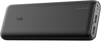 цена на Внешний аккумулятор ANKER PowerCore External Battery 15600mAh черный