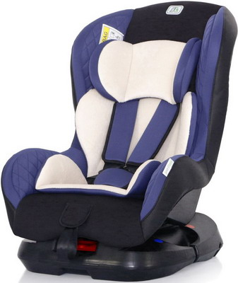Автокресло Smart Travel Leader Blue 0-4 года 0-18 кг группа 0плюс/1 KRES2077 автокресло leader kids sorrento gray light blue