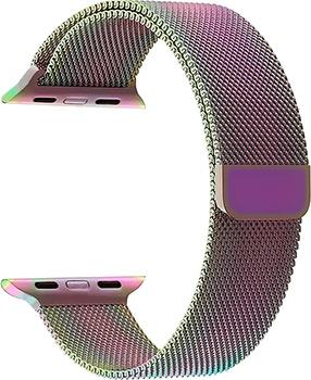 Ремешок для часов Lyambda Apple Watch 38/40 mm CAPELLA DS-APM02-40-SC Seven Color