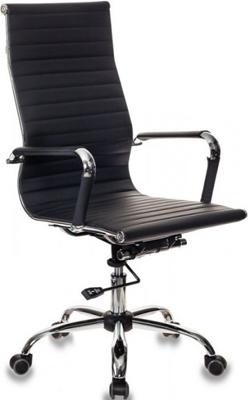 Кресло руководителя Бюрократ CH-883/BLACK черный кресло руководителя бюрократ ch 839 black черный пегас искусственная кожа