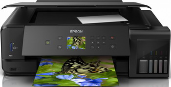 МФУ Epson L7180 WiFi USB RJ-45