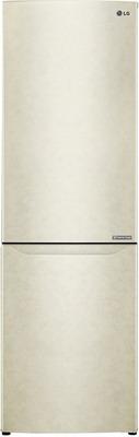 Двухкамерный холодильник LG GA-B 419 SEJL бежевый