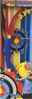 Набор для игры Toy Target ''Лук и стрелы'' 55034 лук и стрелы oem 3 bow sc 0 b30