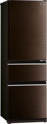 Многокамерный холодильник Mitsubishi Electric MR-CXR46EN-BRW коричневый металлик цена