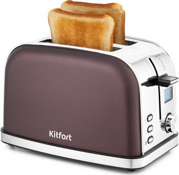 Фото - Тостер Kitfort KT-2036-4 тостер kitfort kt 2036 3