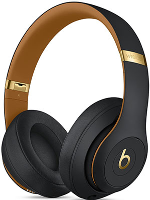 Фото - Беспроводные мониторные наушники Beats Studio3 Wireless Over-Ear Headphones Midnight Black MXJA2EE/A наушники xiaomi mi in ear headphones basic black x14273