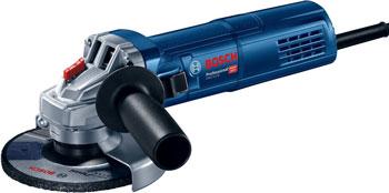 Угловая шлифовальная машина (болгарка) Bosch GWS 9-125 601396022 шлифовальная машина bosch gws 18 125 l professional 06017a3000