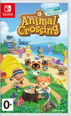 Видеоигра Nintendo Switch Animal Crossing New Horizons