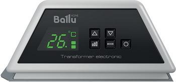 Блок управления Ballu Transformer Electronic BCT/EVU-2.5E конвектор ballu модуль отопительный bec evu 2000 блок управления bct evu m белый