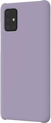 Чехол (клип-кейс) Samsung Galaxy A71 WITS Premium Hard Case пурпурный (GP-FPA715WSAER) чехол клип кейс samsung galaxy a71 wits premium hard case черный gp fpa715wsabr