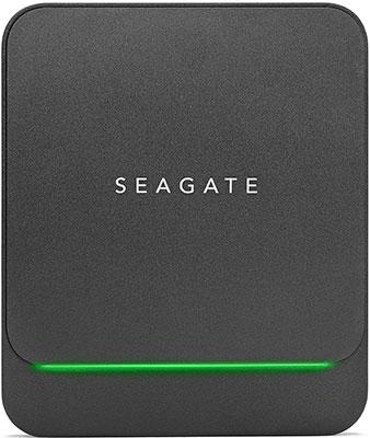 Внешний SSD жесткий диск Seagate STJM1000400 USB-C 1TB EXT